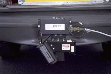 Prototype ROSAN device (circa 1998).