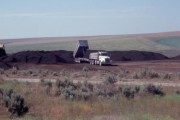 Figure 1. RAP Pile in Eastern Washington State