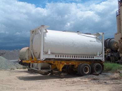 Biodiesel Fuel for HMA Plants