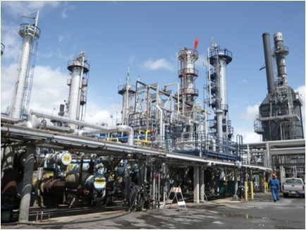 Asphalt Production And Oil Refining Pavement Interactive