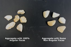 Coarse Aggregate Angularity