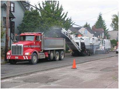 Trucking and fuel production are included in almost all LCAs, especially for roadway projects.
