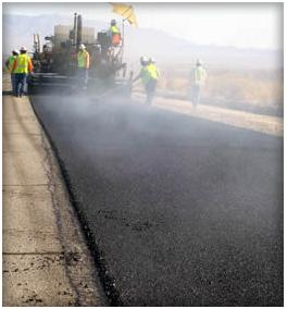 LCA may not be able to account for everything, such as VOC emissions during paving.